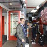 #Ajax onderweg naar Arnhem! Wens Frank de Boer en zijn team succes! #vitaja http://t.co/krTejF06Pl