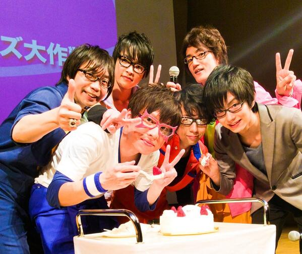 『メガネブ!』イベント終了!ご来場下さったみなさん、ありがとうございました!