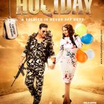 #Holiday - A Soldier Is Never Off Duty brand new poster 1... http://t.co/eXYQIdZpiZ