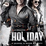 #Holiday - A Soldier Is Never Off Duty brand new poster 2...