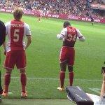 Kunnen Poulsen en De Sa #Ajax aan de zege helpen? #vitaja