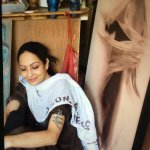 For kavita@kavitapainter.com painting is a diary of her memories on canvas, of women longing for love n liberation