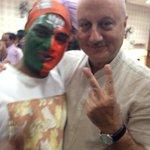 Met a diehard fan of @Ki rronKherBJP .:) http://t.co/sxqGxecnWB