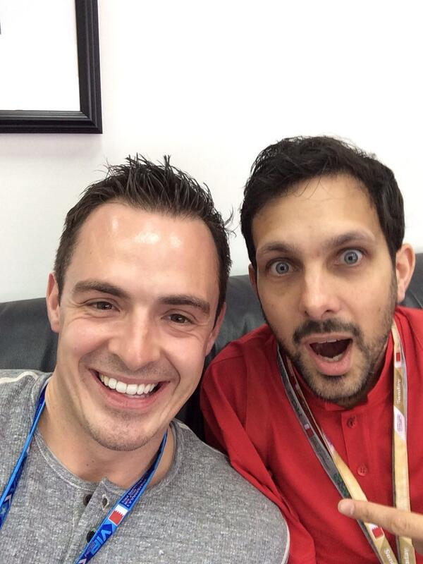 My boy @Dynamomagician is unreal! #legend http://t.co/pPCPpPj0QV