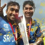 RT @ICC: .@MahelaJay & @KumarSanga2 sign off from T20Is in style helping Sri Lanka win the #wt20 2014 #TwitterMirror