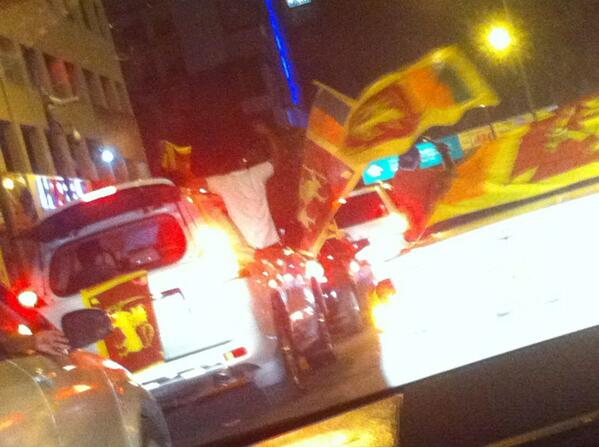 More pics from #SriLanka celebrating @ICC #wt20 win http://t.co/uRhFScuBEE