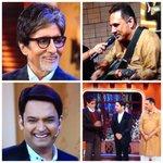 Namaskar @srbachchan ji ,@bomanirani ji,@kapilsharmak9 aisa comedy show maine aaj tak nahi dekha.aap sab ko badhaai. http://t.co/WKGrwFShE6