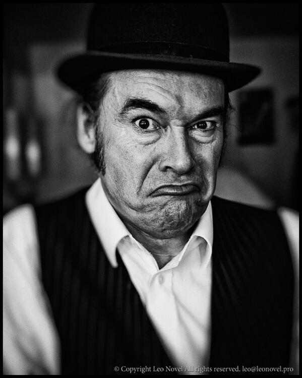 #PHOTO: #Portrait of Martyn Jacques of @TheTigerLillies http://t.co/teS8WF9tqa http://t.co/dlK8ENBD1y