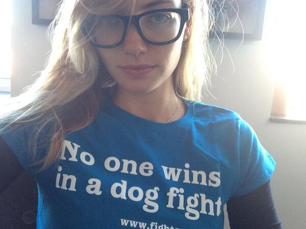 With #berghball coming up I wanted remind everyone to join @ASPCA and of #dogfighting awareness day April 8!  #NDFAD http://t.co/VZCQoV7xga