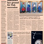 Front page of the Financial Times US for Monday, 7 April http://t.co/xZV5FiYwKn