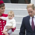 Prince George wide awake at start of his first official tour http://t.co/oEzQAL4Njg