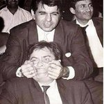 RT @msteckchandani: @sardesairajdeep  The Pillars Of Indian Cinema  @Indianpix: A fun pic of Dilip Kumar with Raj kapoor and Dev anand  htt…