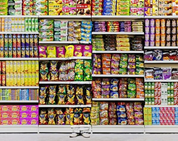 Can you spot him? Artist Liu Bolin has the ultimate urban camouflage. Catch his first London show at @Screamfineart http://t.co/S5vtyAzcuJ