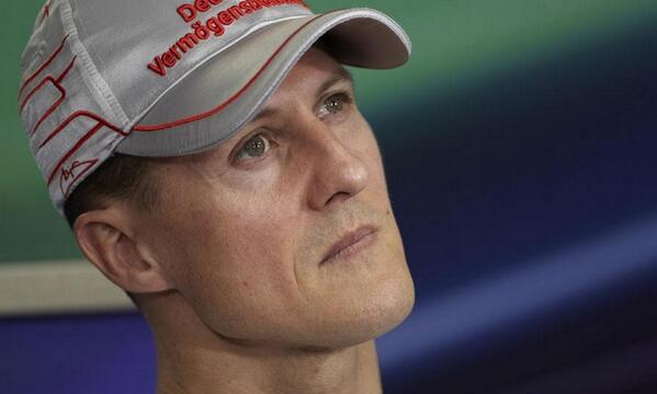 #MichaelSchumacher now responding to voices and opening eyes, media reports say: http://t.co/YOj7ZjV9IH http://t.co/ck0nZbsmqi