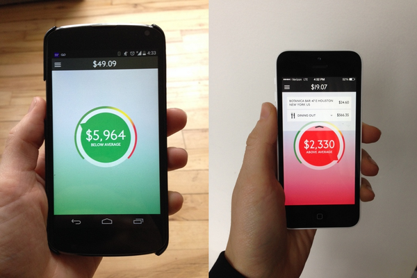 Are you way in the green/way in the red? Moven tracks your spending so you know if you have extra $ to spend or not. http://t.co/ZlsvDc9c3B