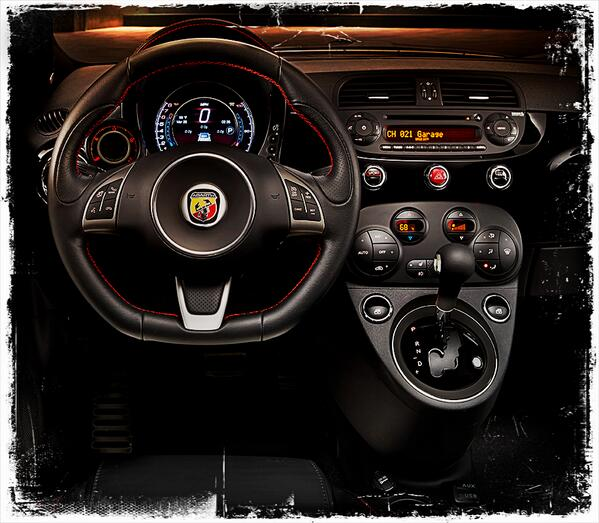 Announcing the 2015 #FIAT500 #Abarth, featuring a 6-speed automatic #transmission option: http://t.co/zCIzUgiS3E http://t.co/eaUpfNAoOR