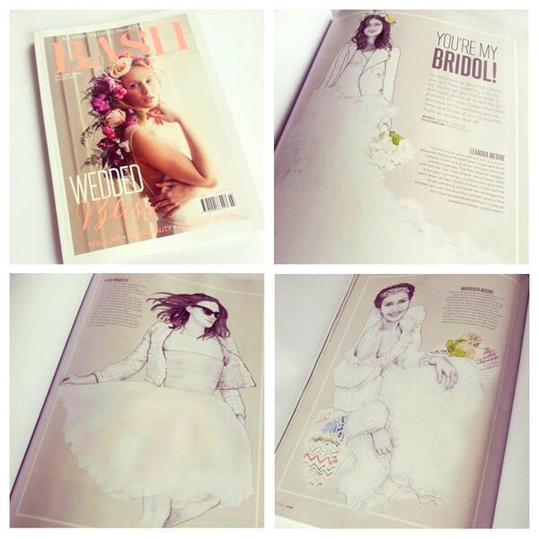 """@ChelseaBonus: Who's your Bridol? @ManRepeller , @mmmargherita  and #KeiraKnightley in @Bash_Magazine ! http://t.co/jY0LBBtwGb"" @missoni"