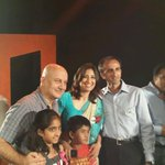 RT @TheRahulMehra: What a clinical, effortless, magical and mesmerising performance by the one & only @AnupamPkher.  #KuchBhiHoSaktaHai htt…