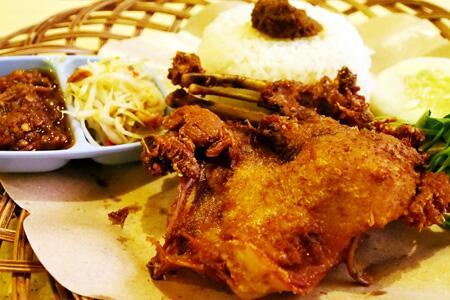 Cara Membuat Ayam Goreng Bumbu Bebek Goreng Madura - AnekaNews.net