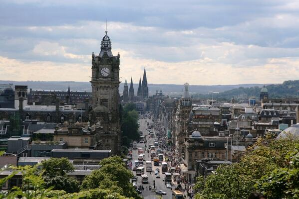Shout out to @VisitScotland! Edinburgh is named #2 in UK and #24 in Europe! http://t.co/b87qBJy6jh #TravellersChoice http://t.co/McmXas9AO1