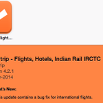 Rejoice! Fly safer on international flights now. Cleartrip has fixed the bugs.