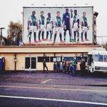 OOH billboard Apr 8, 2014 A