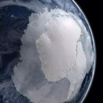 RT @ThatsEarth: Antarctica from space
