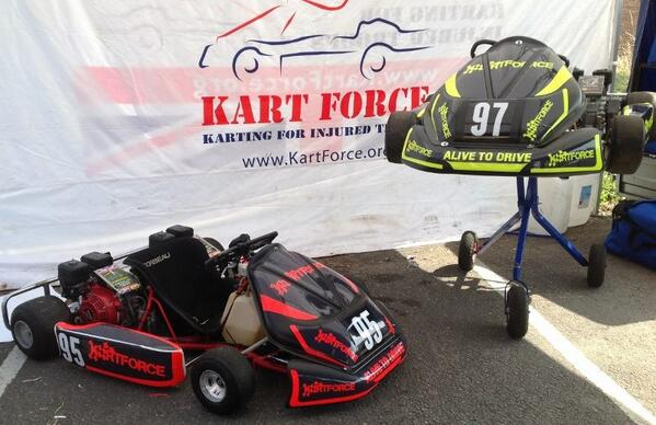 These #gokarts have been stolen - they're specially adapted for #injured #troops, have hand controls. @KartForce http://t.co/iYGVZj3ctn
