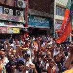 Public Rally Manimajra, Chandigarh.:)@KirronKherBJP