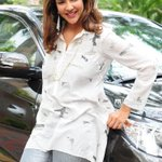 RT @avadsays: @LakshmiManchu looks super cute in the vintage summer Kurti... A true fashion icon