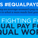 Its time for #equalpay for all workers. Join President Obama and Dems: http://t.co/iLzXzu3XDs http://t.co/ZC71Bmt9ez