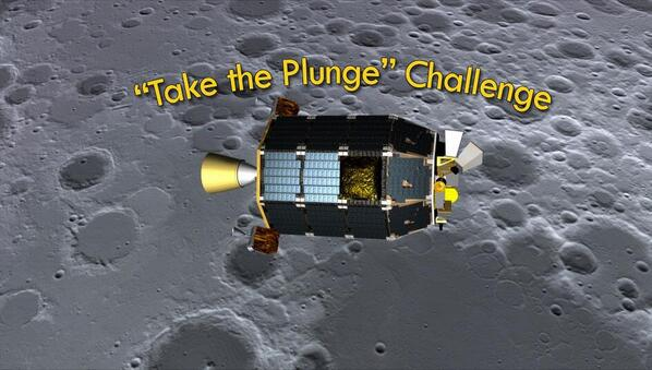 Have you guessed yet when @NASALADEE will 'Take the Plunge' for lunar impact? Guess now: http://t.co/PfOliaQJ2E  http://t.co/yM4QqMW90Y
