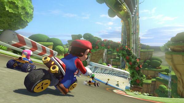Pre-order for Release: May 30, 2014 - Mario Kart 8 #MarioKart8 http://t.co/iDTF1IRLcI http://t.co/iU5dvfKdEc