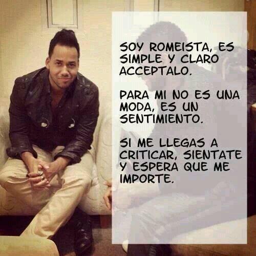 Romeo Santos - Letras de canciones - DiceLaCancion.com