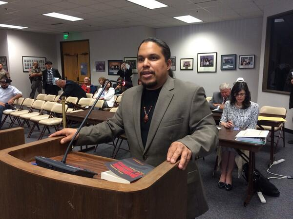 He is testifying at SBOE right now! TX SBOE document our history! @HighTechAztec #MASTX http://t.co/U7CwThmKlN