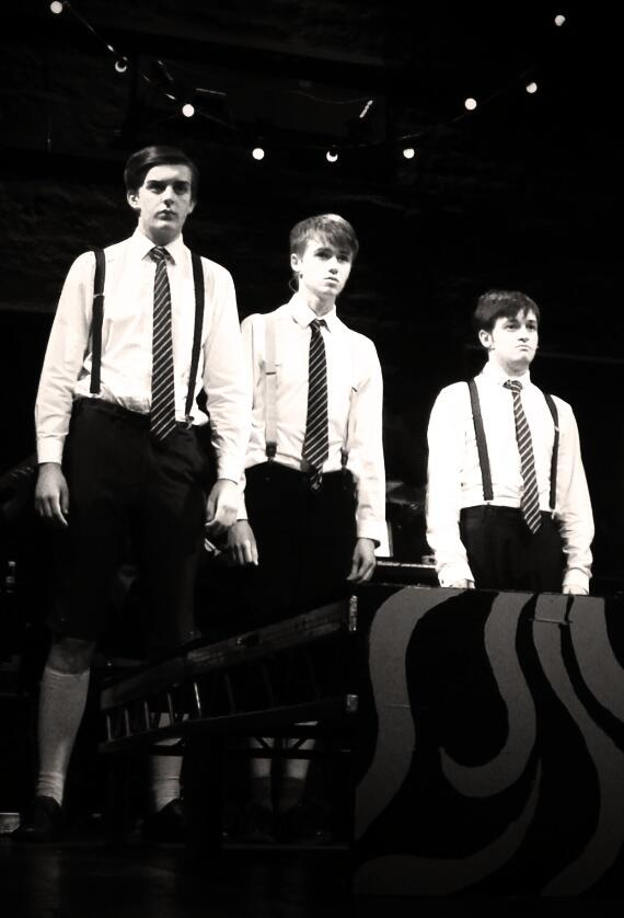 LOVED #SpringAwakening. So proud of @JamieLandHolmes and the rest of the @WildcatsTheatre cast! Amazing. :D http://t.co/sLSNHGYfVi
