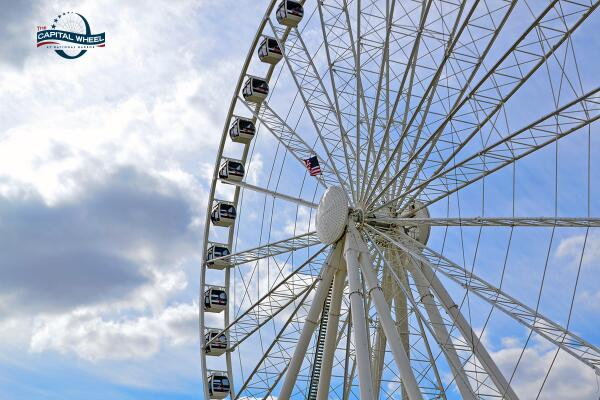 Opening very soon: #DC #MD #VA The @CapitalWheel at @NationalHarbor It's going to be fun! http://t.co/5872im3yOu