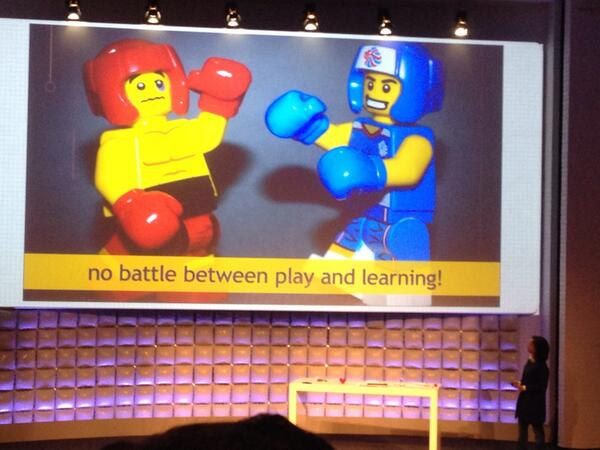 """""""@DarellHammond:  Lego a brand that lives forever. Great conference! #ideaconf14 @LEGOfoundation http://t.co/PyVUCQKmdK"""""""