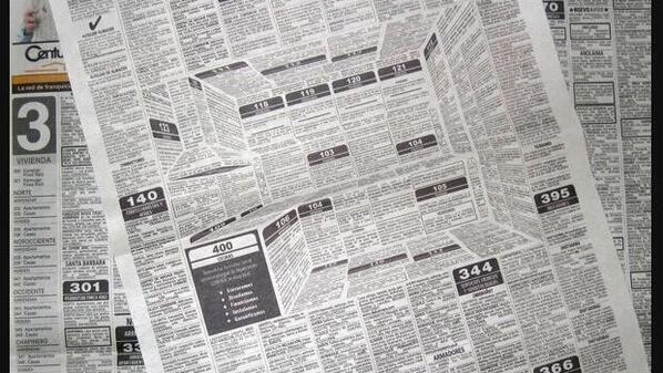 เจ๋งโฆษณาชุดครัว ที่แฝงเนียนอยู่ในหน้าหนังสือพิมพ์ http://t.co/CQUf1cHkgX
