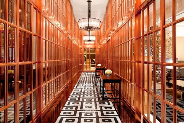 wow, I need to visit @RosewoodLondon or even stay there :) what gorgeous interiors http://t.co/u0sdJ44X5E