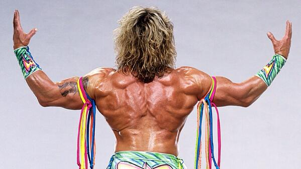 He's shaking the ropes in heaven. #RIPUltimateWarrior http://t.co/W4qk7wl4ln