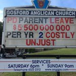 #Auspol #abbott, $5.5 Billion Budget Breeders http://t.co/n844i6VMbX