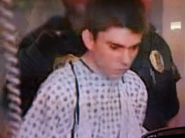 Picture of stabbing suspect 16-year-old Alex Hribal. Authorities say he will be charged as an adult. #prayersforfr http://t.co/5GmVyX7Ea3