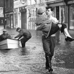 "RT @mssUniNott: @LeftLion Flooding on Main Street, Bulwell, Dec.1960. Was featured in our @mssLakeside ""Water!"" exhibition #tbt http://t.co/5dXZLcFsCP"