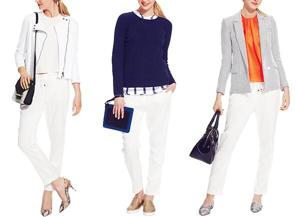 InStyle @InStyle: 3 ways to style your favorite pair of white jeans for spring: http://t.co/XOgvH0Ii7x http://t.co/V09gRhpi2z
