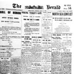 Throwback Thursday: Famous Front page from 1915 #lestweforget #tbt http://t.co/usR7awqqw6