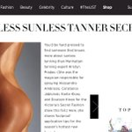 RT @EmergingBeautyB: Flawless fake tan secrets from @harpersbazaarus featuring @XenTanME http://t.co/2vfBjTF0DJ #dubai #beauty #xentan http://t.co/cmYQs91y6h