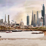 #London #architecture in 2025… http://t.co/X2Q4hcOL8d http://t.co/6bBFJbEM0p