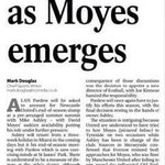 Pressure on Pardew as Moyes is a free agent now... I hope Moyes get a job soon... http://t.co/xukiElzx64