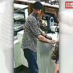 RT @9newsmelb: This man is wanted by @VictoriaPolice after stealing an #AnzacDay charity tin from a #NorthFitzroy McDonalds. #9News http://t.co/Yq5MHy000V